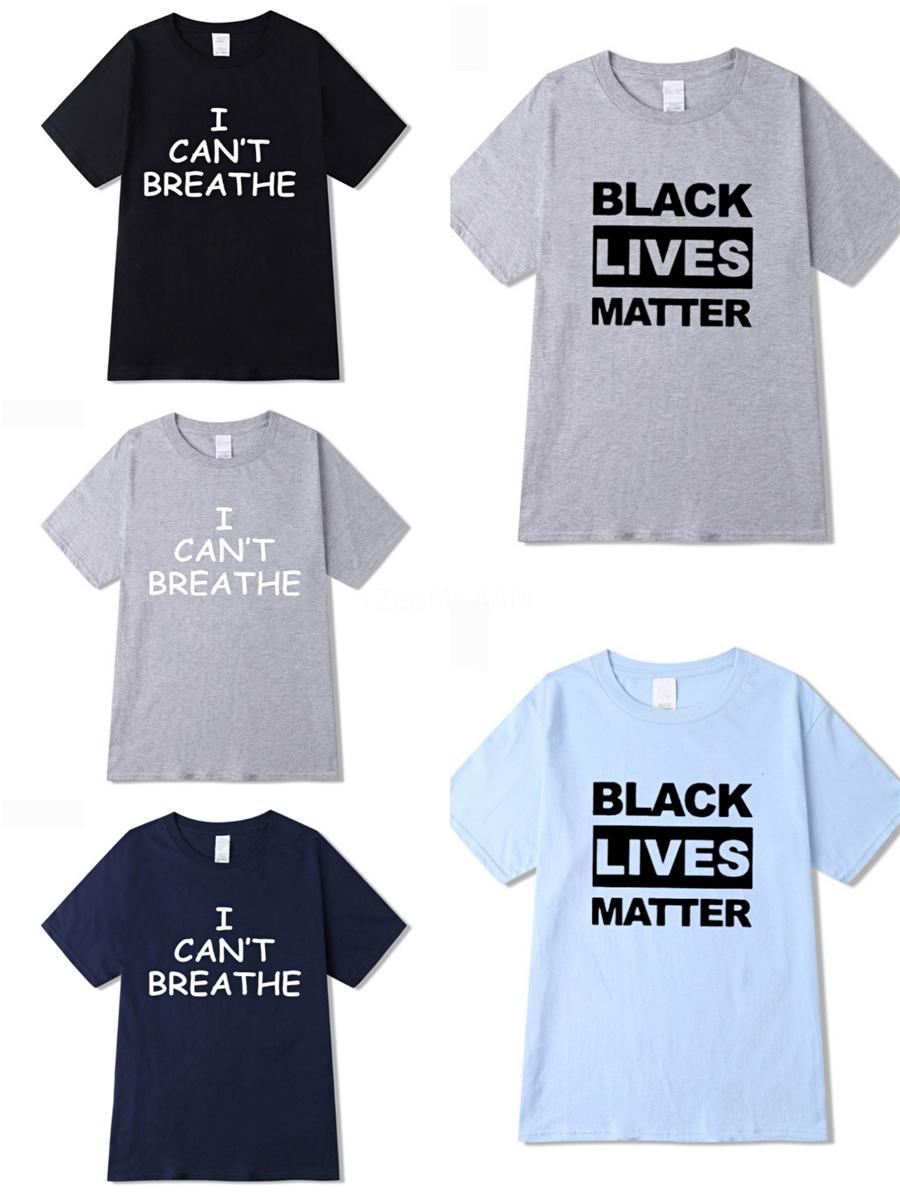 Eu não posso respirar! T-shirt do Designer Men Suit impressão de mangas compridas Quantum Sports Quick-secagem de roupas de luxo Uniforme Militar em torno do pescoço C # 72