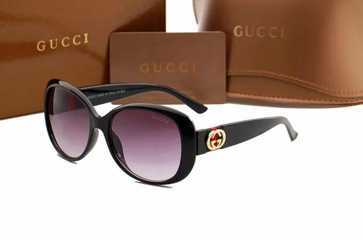 3660 Occhiali da sole vintage da sole audrey moda vintage nuovi occhiali da sole popolari designer di grandi dimensioni lembo top occhiali da sole oversize leopardo