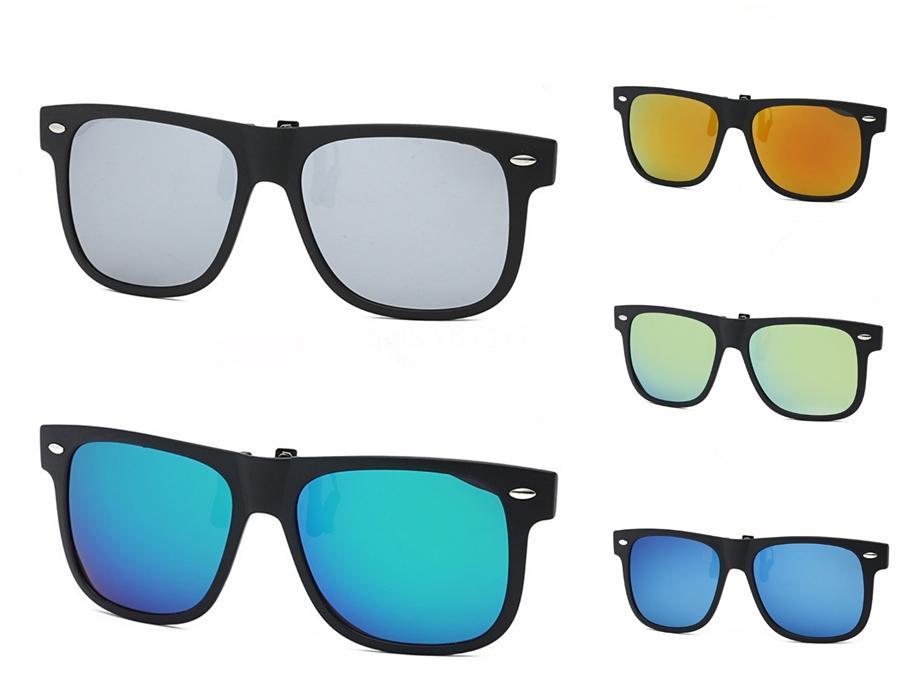 도매-2020 남녀의 HD 노란색 렌즈 구글 TR90 Sunglasee 나이트 비전 고글 자동차 운전 드라이버 안경 안경 UV 차단 # 43921