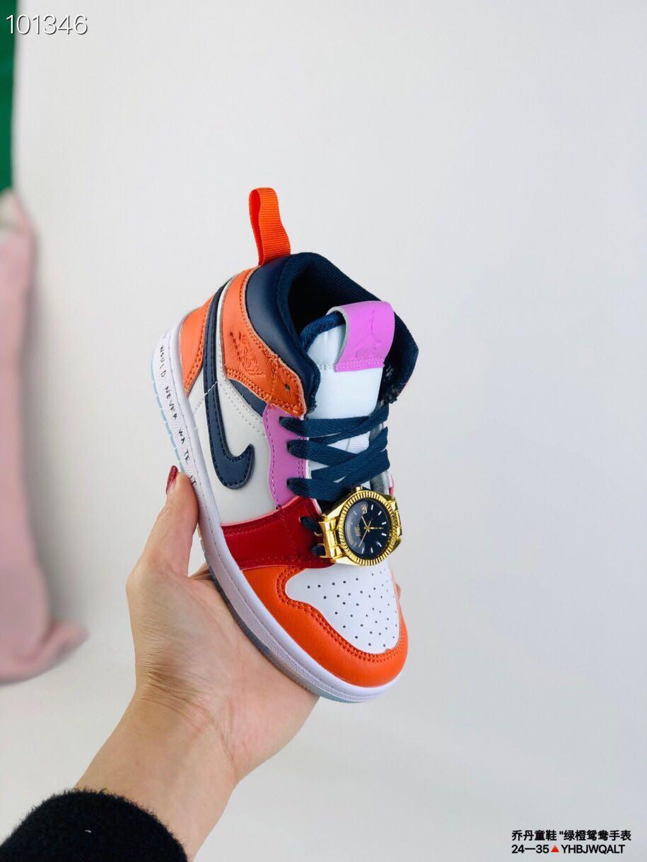 2020 أحذية الساخنة UNC العليا OG 1S الاطفال الشباب لكرة السلة جامعة ترافيس سكوتس صبار جاك الأزرق الولادة الطفل الرضيع طفل بنين بنات أحذية رياضية