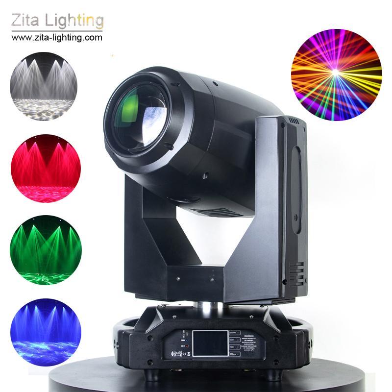 Зита освещения 380В 3 в 1 мытья пятна Луча Сид RGBW 4на1 зум перемещение головы сценического оборудования частную вечеринку диско световой эффект события