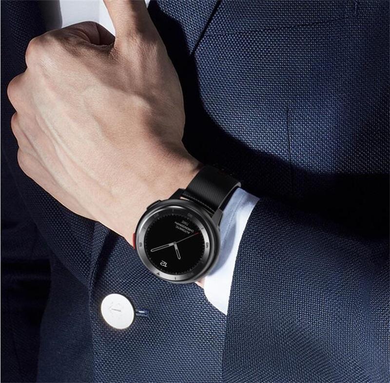 Big Data DT68 relógio inteligente AI relógio inteligente IP68 impermeável Tela esporte pulseira 1,2 polegadas full touch Smartwatch