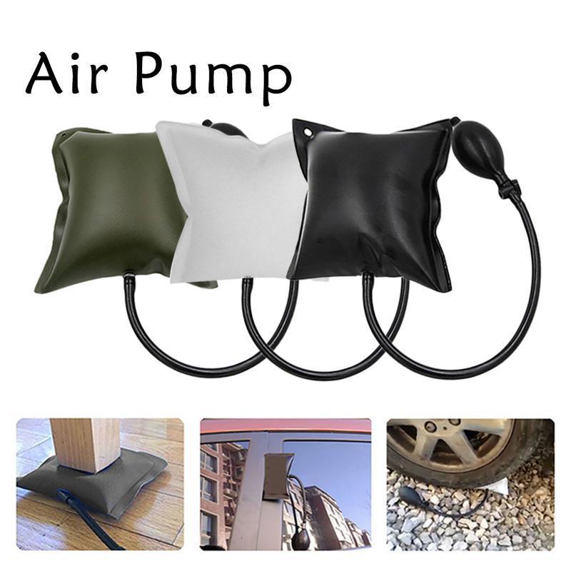 Herramienta de reparación automática de la bomba de aire ajustable Reparación de la puerta del automóvil engrosada Cojín de aire Accesorios del automóvil