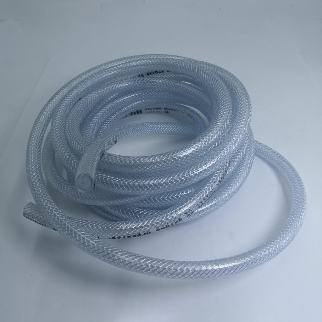 1 Packs 5m Argon Gas Hose Flow Meter Regulator Hose for 6//8mm Inner Dia