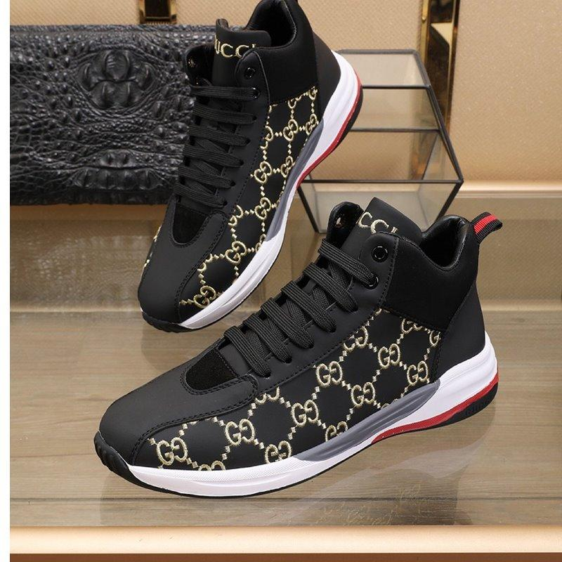 Luxury Mens Casual Shoes Genuine