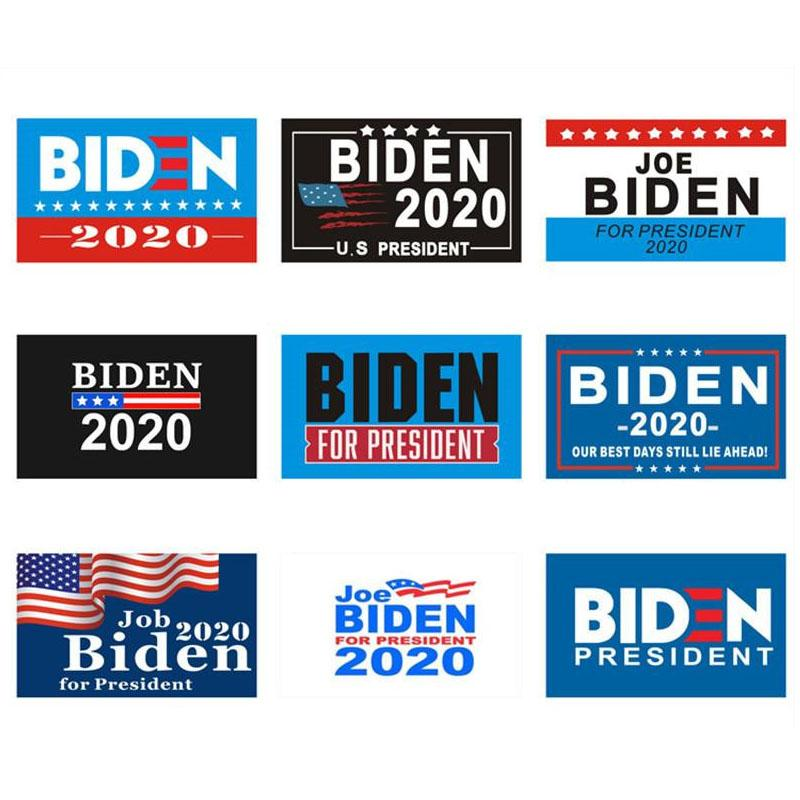 2020 Vote Joe Biden 2020 Flag American Presidential Election Banner Biden Fans Gift Democrat Party Poster Sign For Outdoor From Kevin2970 2 65 Dhgate Com