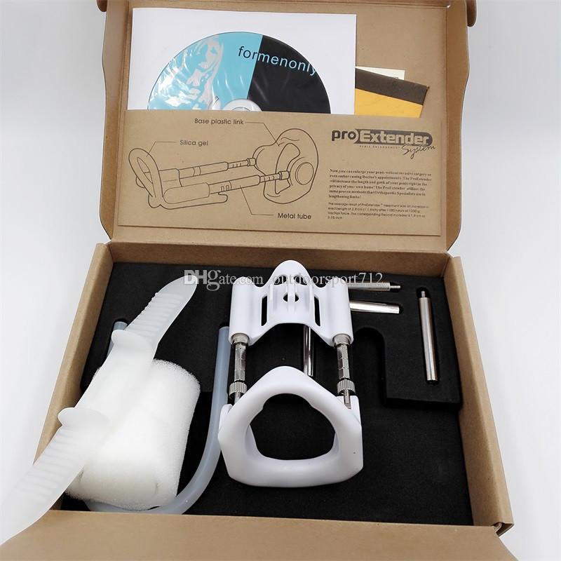 프로 Extender 시스템 남성 남근 증량제 장치 남근 최대 확대 전문가 Proextender 성 장난감