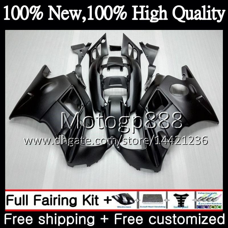 Honda CBR 600F2 Matte Black FS CBR600 F2 91 92 93 94 AAPG5 CBR600FS CBR 600 F2 91 CBR600F2 1991 1992 1993 1994 페어링 차체