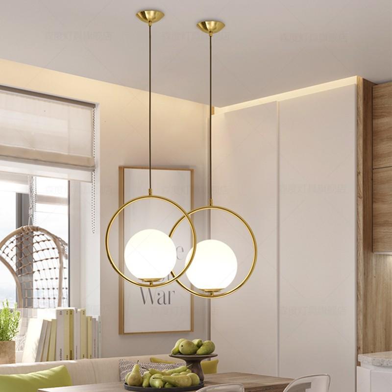Modern Glass Ball Pendant Lamp Black Gold Pendant Light Home Lighting Lights Fixture Suspension Vintage Light Fixtures Hanging Ceiling Lights From Albert Ng668 70 22 Dhgate Com