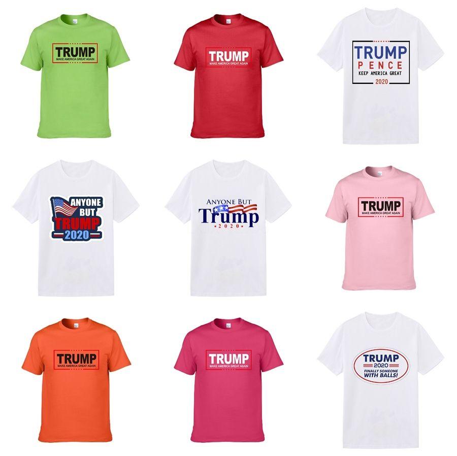 Luxe Mode Europe Italie Belle Agneau Fleur hommes Designer Trump T-shirts femmes T rue coton à manches courtes T-shirt W Marque cadeau Boîte # 498