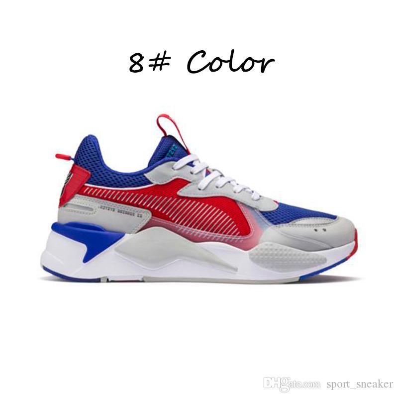 Acquista Puma Con Calzini Moda Uomo Donna Sistema Di Corsa RS X Bianco Nero Blu Rosso Giallo Scarpe Sportive Firmate Sneakers Sportive Da Jogging