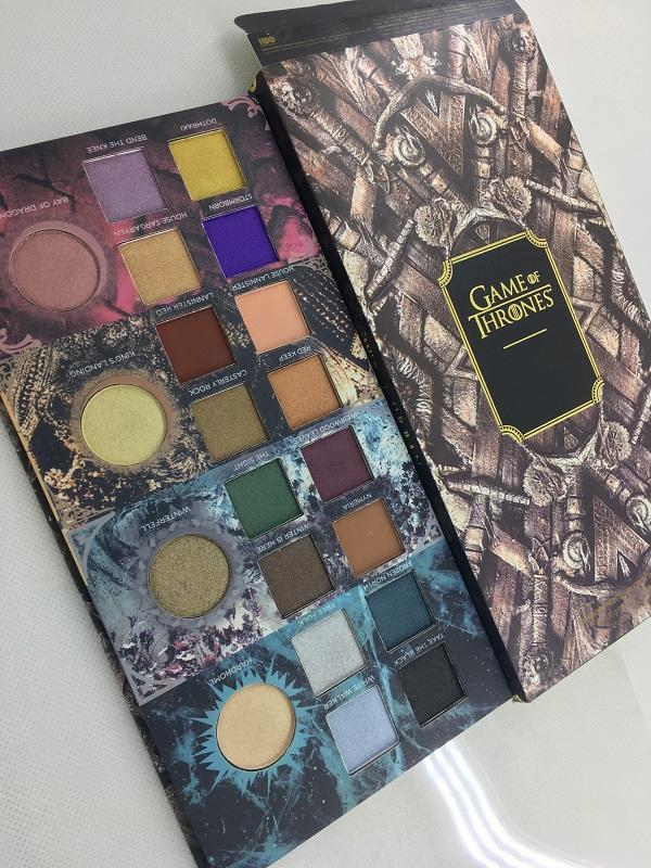 2019 NEWMake Brand GOT Game Of Thrones Limited Edition Eye Shadow 20 Color Makeup Eyeshadow Top Quality Cosmetics Eyeshadow Palette In Stock