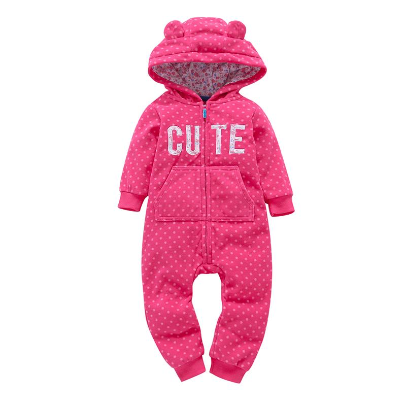 2019 New Sale Baby Boy Romper Cartoon Infant Jumpsuit For Newborns Long-sleeved Children Clothing For Boys Cotton Overall SetsMX190912