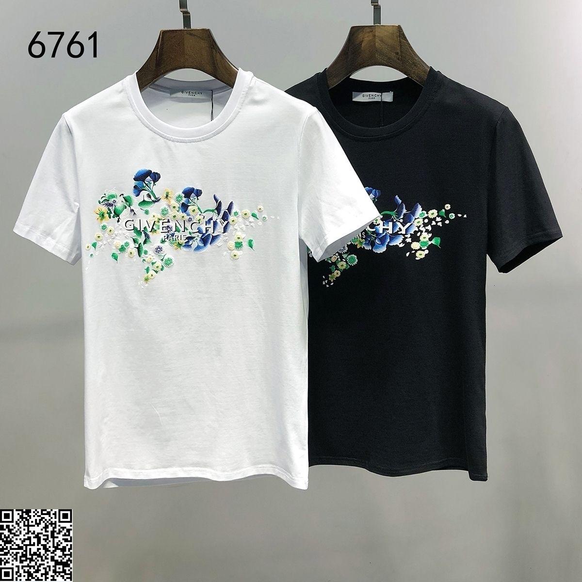 """gömlek pamuk t 2020 en kaliteli baskı erkek tişört mens üstleri mens 20191123-3697e # * 75324 # """"6761 *"""