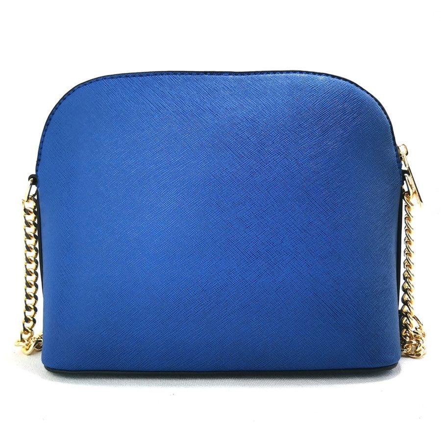 Pelle Scrub Borse benna per le donne 2020 Piccolo Shoulder Bag Messenger Lady Solid Borse Colore Crossbody Borse # 45 # 722