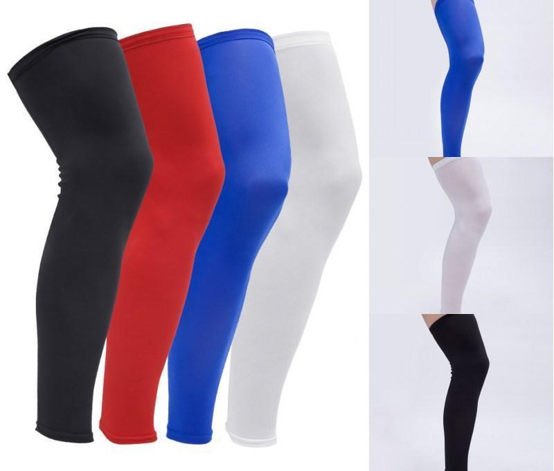 Knee mangas Fina Suporte Brace Protector aquecedores alta Elastic rótula Kneelet para esportes e desgaste diário G5 confortável e respirável