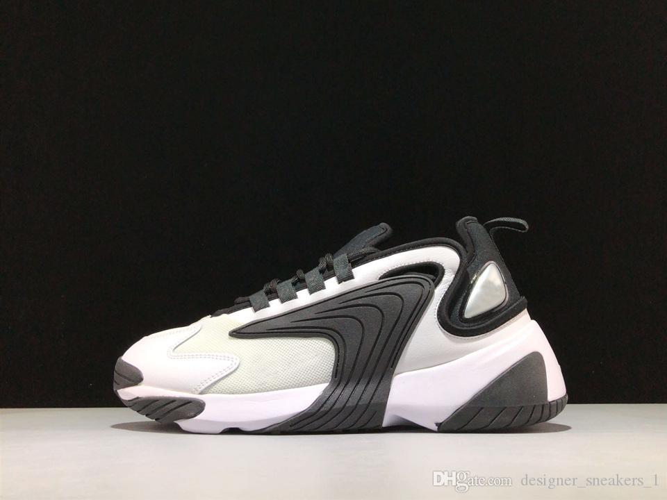 2019 yeni tasarımcı yakınlaştırma 2k erkek ve kadın spor ayakkabı Retro baba ayakkabı erkek ve açık koşu ayakkabısı FV AO0354 womens