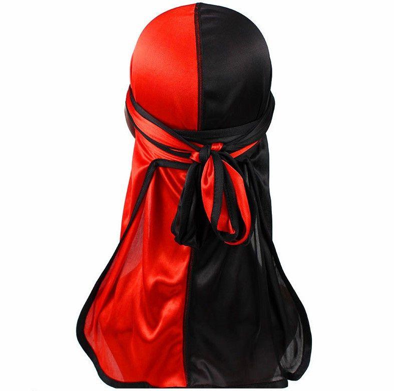 Fashion chemo turban tendency 2019 hot sale pirate hat yiwu factory wholesale custom silky durag turbante headband