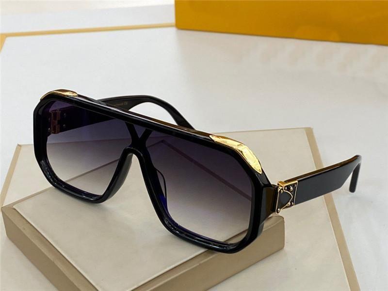Homens Projeto Óculos de Sol 1165 Quadrado Frame Multicolor Novo Cor Top Qualidade Verão Ao Ar Livre Avant-Garde UV400 Lente