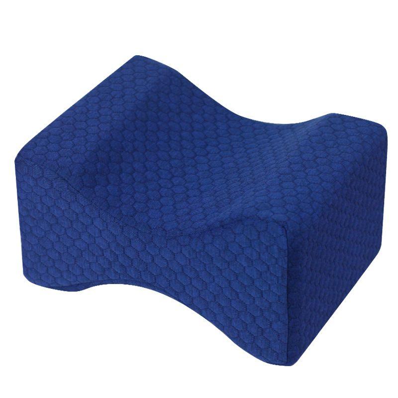 Ortopedico Memory Foam Ginocchio Gravidanza Cuneo Cuscino per Dormire Sciatica Back Hip Joint Pain Relief Contorno Coscia Gamba Cuscino di Supporto Cuscino