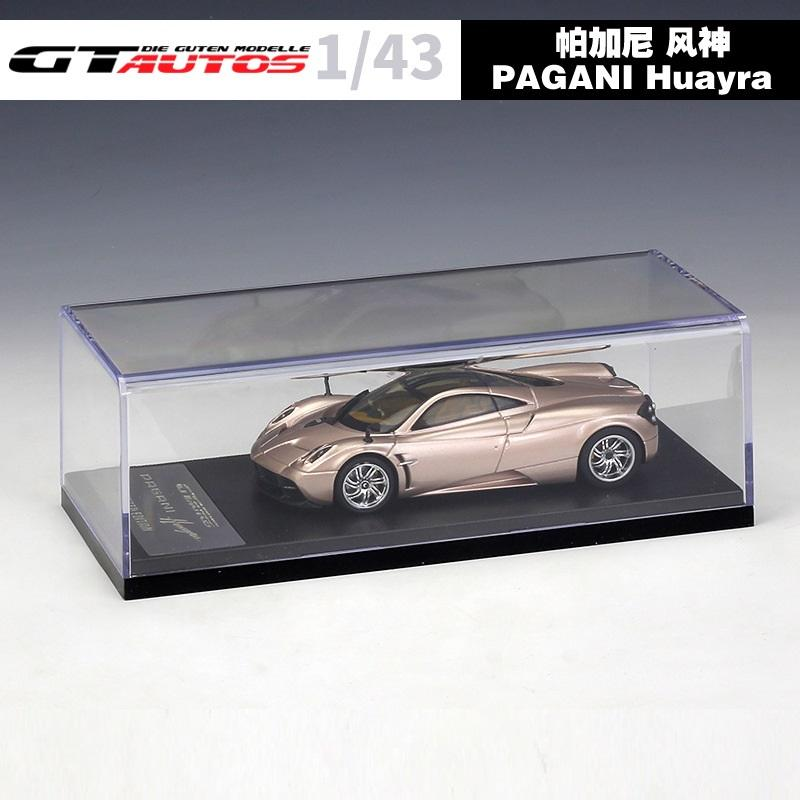 Welly GTA 01:43 GTAutos Pagani Huayra Sport Cars Diecast Car Model
