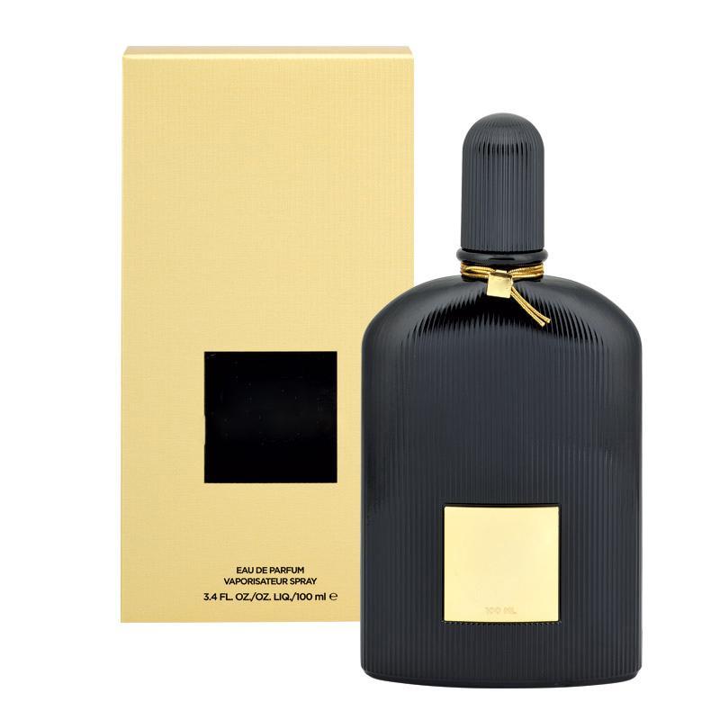 2020 Neue Ankunft Black Orchid Spray Parfüm FanScination Düfte Eau de Parfume Deodorant Räucherstäbchen 100ml Parfüm J0001