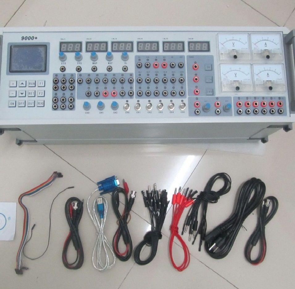 Новый ремонт ЭКЮ инструменты экю тренажер MST-9000 MST-9000 + имитации сигнала датчика автомобиля Инструмент MST 9000 для всех автомобилей модели