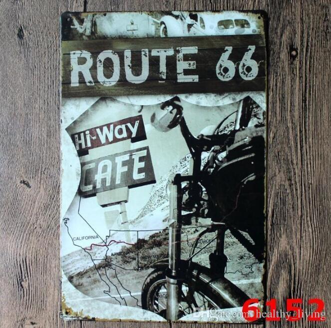 TOP Beer Pub tin sign Wall Decor Vintage Craft Art Iron Painting Tin Poster Cafe Shop Bar Club Home Decorate