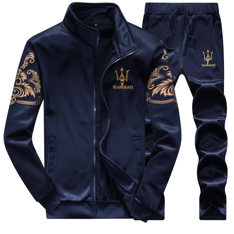 2020 hombres de la impresión chaqueta de la marca de lujo de diseño de la medusa s ropa de correr de deportes de los deportes de juego de los hombres s manga larga hombres chándales sudaderas