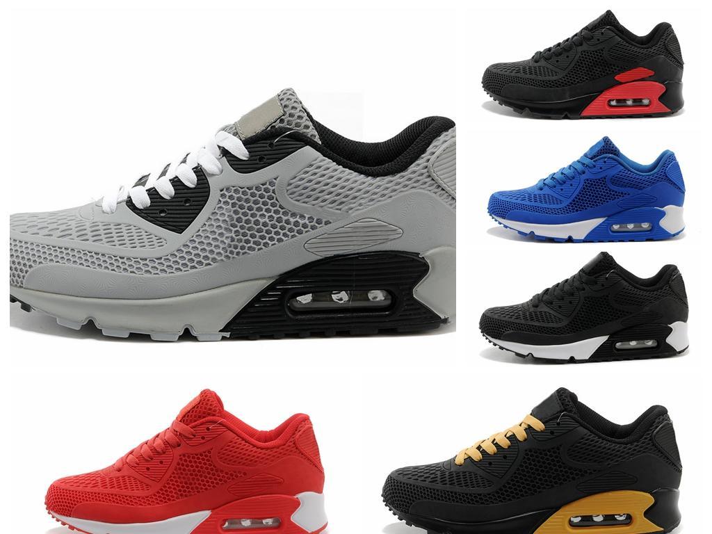 Ayakkabı Boyutu 36-45 çalışan 2018 Yeni Yastık 9 kpu Erkekler Kadınlar Spor ayakkabı Yüksek Kalite klasik Sneakers Ucuz 11 renk Spor