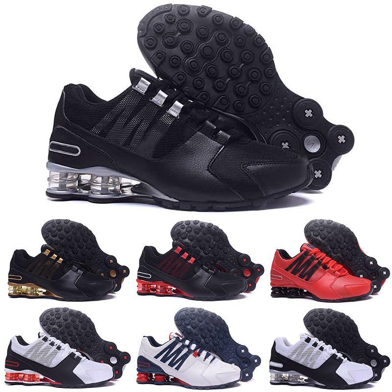 NIKE OSHOX AVENUE 803 جديد أحذية رجالية تسليم NZ OZ R4 803 توربو تشغيل المرأة تنس desinger أحذية رياضية الجادة الرياضية المدرب حجم 36-46 ox1