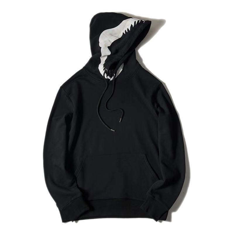 2020 En Kaliteli Lüks Tasarımcı W40 Hoodie Tişörtü Moda Baskı Erkekler Kadınlar Kapüşonlular Tasarımcı Kapüşonlular Uzun Kollu Sıcak Marka