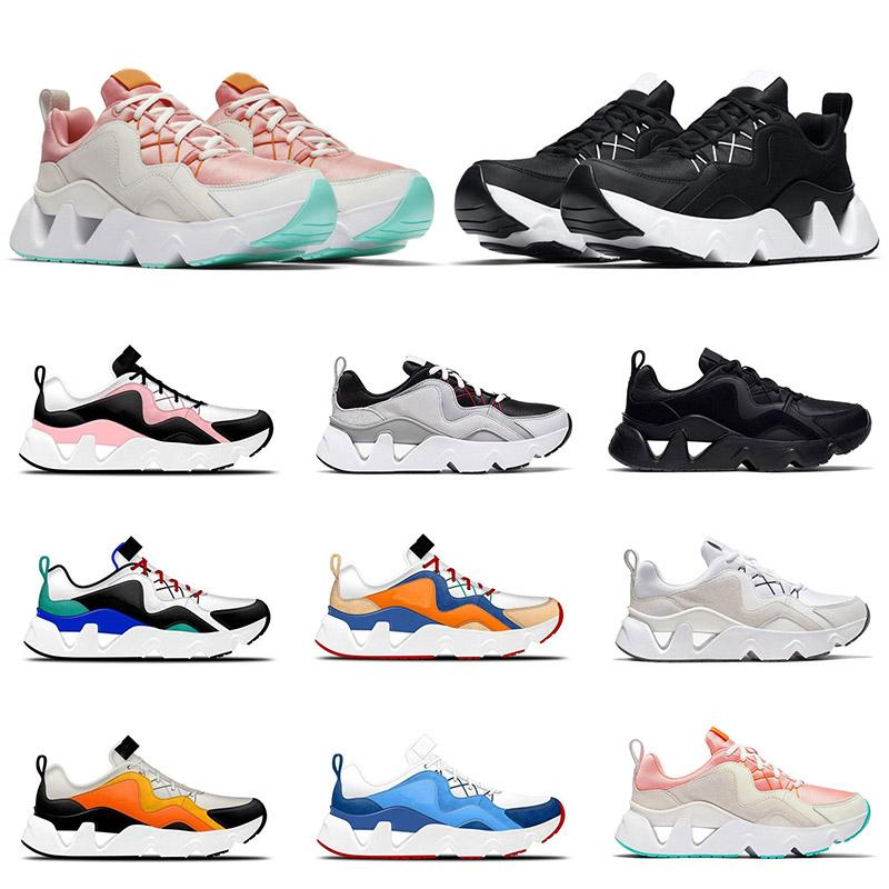 Lightweight RYZ 365 Pink Women Running Shoes For Men Sports Sneakers ALL Black Triple White Orange Fashion Tennis Trainers Athletic Shoes
