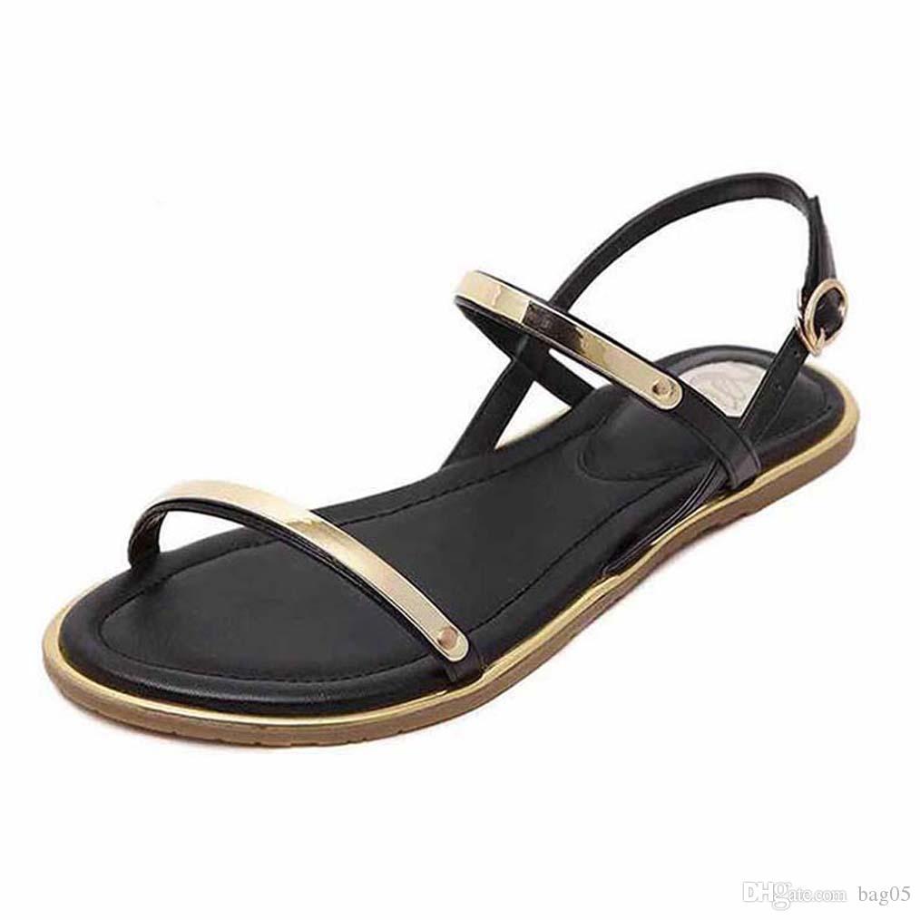 Frauenschuhe Sandalen High Quality Fersen Pantoffel Huaraches Flip Flops Slipper Schuh Für Pantoffel bag05 PL116