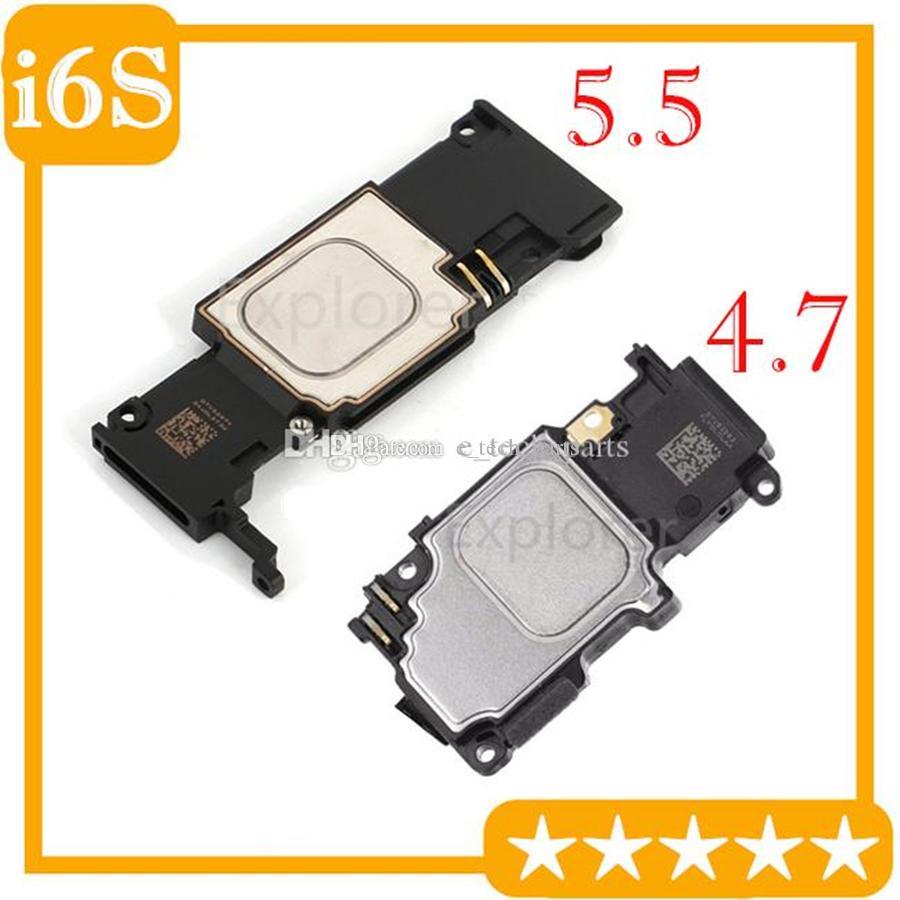 """10PCS آيفون 6S 6S زائد 4.7 5.5 """"بوصة مكبر الصوت الطنان قارع الأجراس بصوت عال وحدة استبدال الصوت لفون 6S في قطع الغيار"""