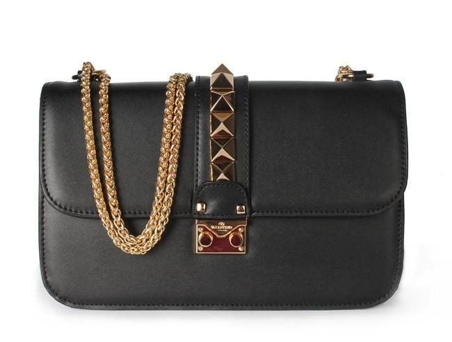 2017 famous designer bags rivet studded shoulder bag women clutch rivets bag handbag famous design w209