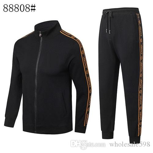 Hot sell Mens Sweatshirts Sportswear Man Jacket pants Jogging Suits Sweat Suits Mens Tracksuits Suit size: size:M-3XL