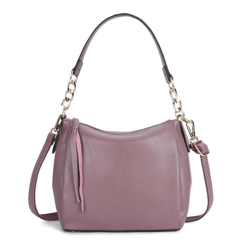 2019 new fashion bag diagonal pacote feminina bolsa sacos Europeu e mulheres solteiros americanos bolsa de ombro borla