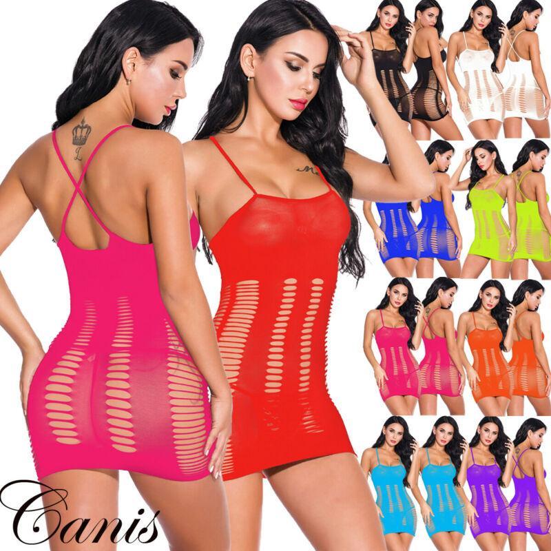 Sexy Body Stocking Lace выдалбливают Sedyctive рукавов Боди с подвязками Эротическое белье ажурные Женщины Лоты