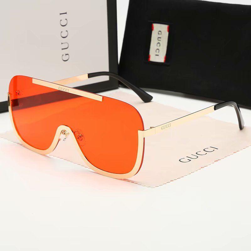 Luxus-Designer-Sonnenbrillen für Männer Modedesigner-Glas Oval Frame Beschichtung Spiegel UV-Objektiv-Carbon-Faser Beine Sommer-Art-Brillen 8313