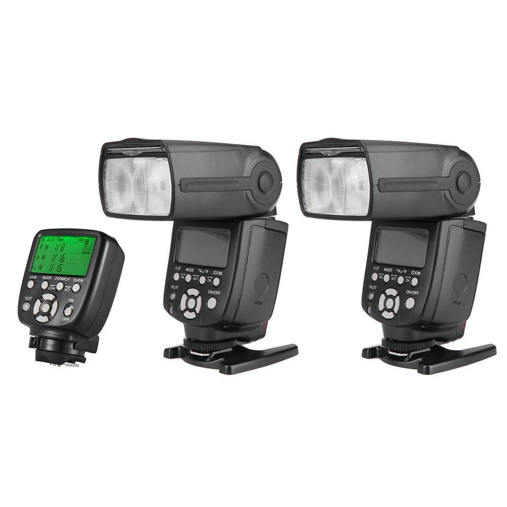 YONGNUO YN560 IV YN -560 IV 560IV 2.4G sem fio flash Speedlite com a Rádio Master Mode para Canon 6D 7D 60D 70D Nikon