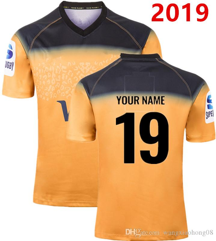 ARGENTINA RUGBY 2019 HOME JERSEY JAGUARES Home away rugby Jerseys League 2019 JAGUARES Home away rugby Jerseys size S-L-5XL (can print)
