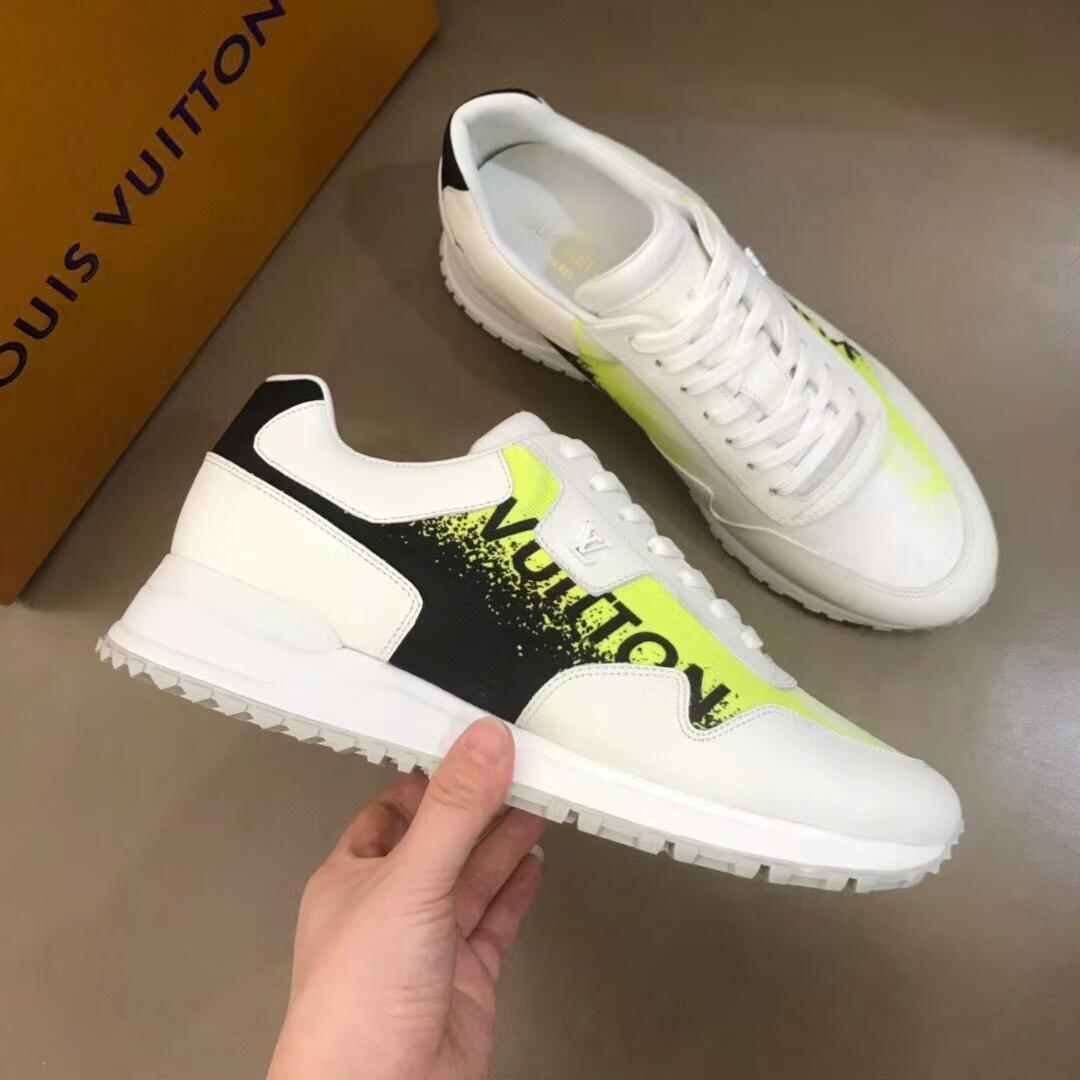 Para hombre de la zapatilla de deporte del cuero Rhyton con la onda Boca Web Print Tiger Fresa para mujer de cuero de lujo de los zapatos de las zapatillas de deporte de la vendimia Zapatos Formadores papá 838
