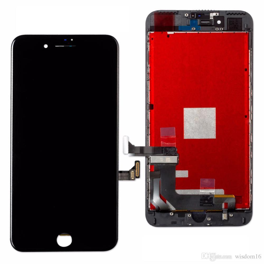 iPhone 7 7P Yedek Onarım Bölümü için iPhone 77Plus LCD Dokunmatik Ekran Sayısallaştırıcı Meclisi İyi Görüntü Dokunmatik Ekran Sıcak Satış LCD