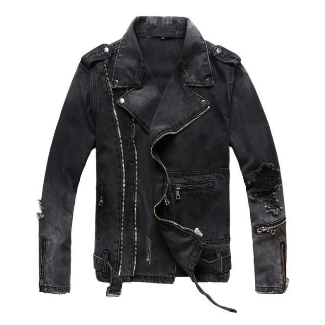 Designer rivestimento di modo del cappotto Uomini Donne denim del cappotto casuale Hip Hop Jacket Designer Mens Abbigliamento taglie 4XL