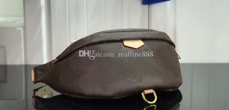 5а Пыль и качество Момогранская доставка холст талии кожаный ремень сумка сумки Empreinte DHL 37см сумка с бесплатной M43644 CDGPJ