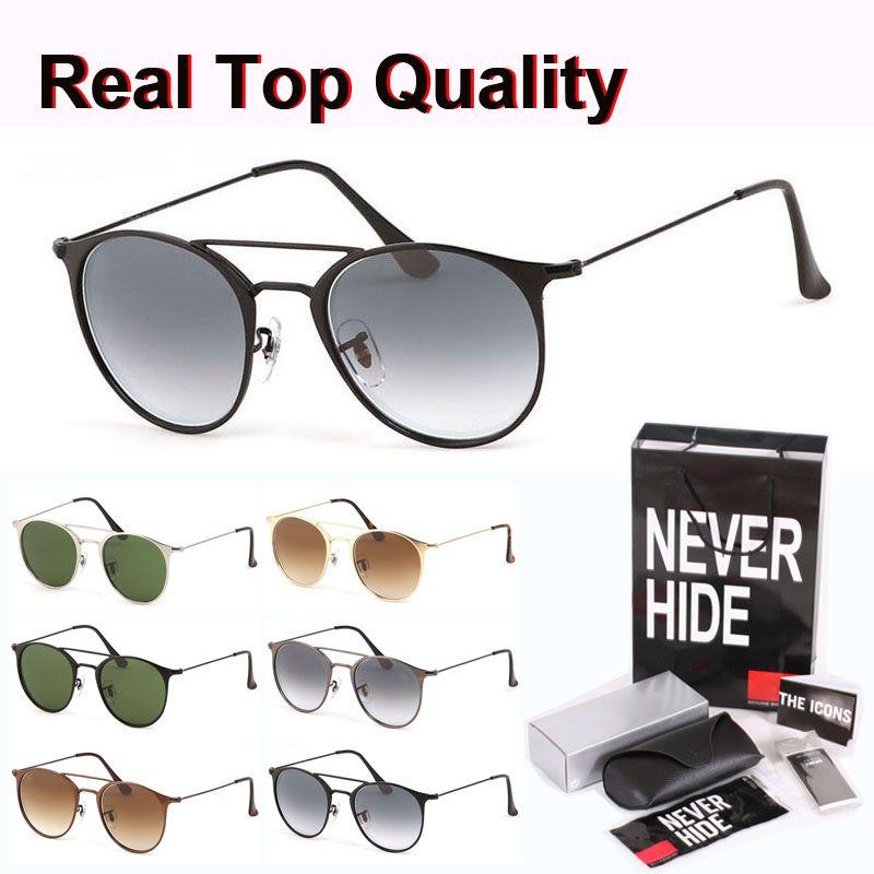 Gafas de sol de marca Hombres Mujeres oculos luneta De Soleil Femme de sol masculina gafas de sol con la caja original, paquetes, accesorios, todo lo