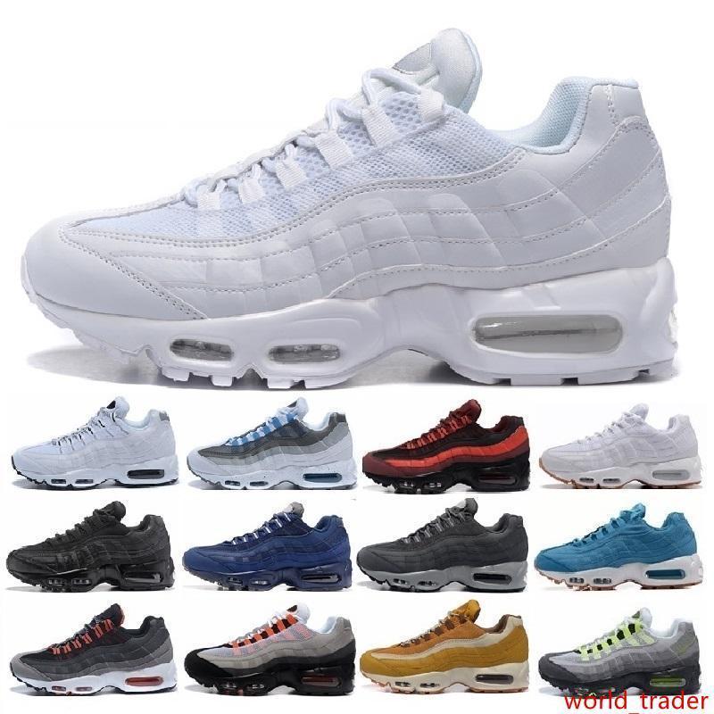 2019 Homens OG Almofada esporte da marinha de alta qualidade Chaussure s botas de caminhada homens correndo Calçados Almofada Sneakers Tamanho 36-46