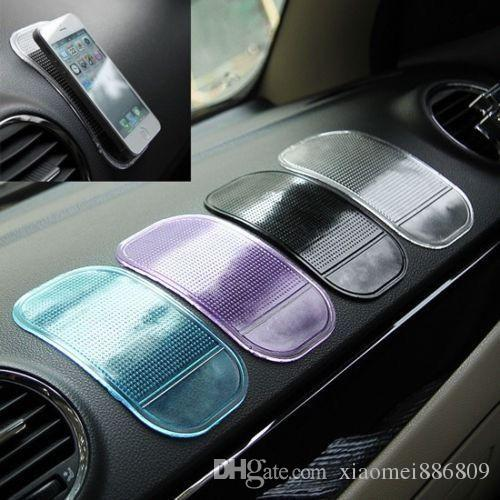 Universal Sticky Pad Anti-Slip Mat Gel Dash Car Mount Holder for Cell Phone Key