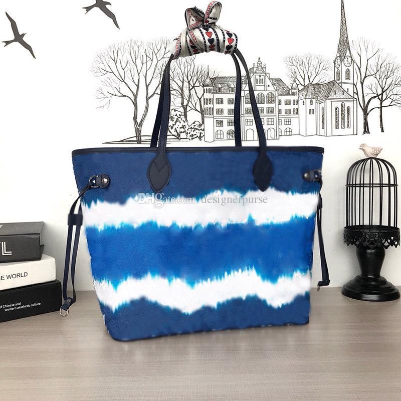 Designer Designer Nevefull Fashion Luxury Shoulder Handbags Totes Purses Summer New Handbags Bags Shopping Bag Women Large Luxury Bag Meded
